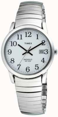 Timex Mens erfgoed eenvoudig reader T2H451