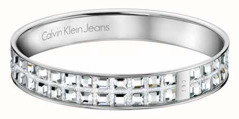 Calvin Klein Dames kristal set armband KJ37AB01050M