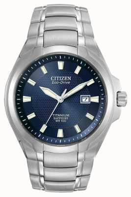 Citizen Gents titanium BM7170-53L