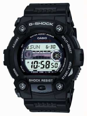 Casio Mens Black G-SHOCK digitale chronograaf GW-7900-1ER