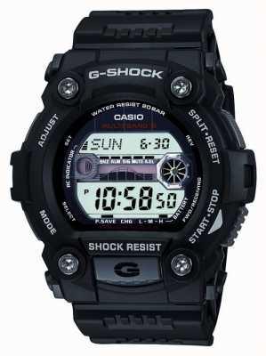 Casio Mens Black G-SHOCK digitale chronograaf GW-7900-1ER