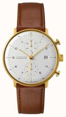 Junghans Max bill chronoscope 027/7800.00
