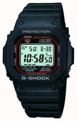 Casio G-shock digitale alarm chronograaf voor heren GW-M5610-1ER