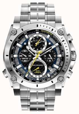 Bulova Preciseksist chronograaf saffier van Mens 96G175