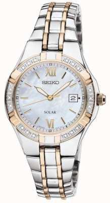 Seiko Dames jurk horloge SUT068P9