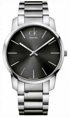 Calvin Klein Gent stad horloge K2G21161