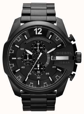 Diesel Gent mega chief chronograaf horloge DZ4283