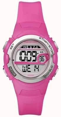 Timex Indiglo marathon digitale mid size alarm T5K771