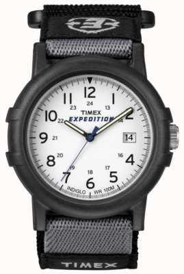 Timex Indiglo expeditie camper horloge T49713