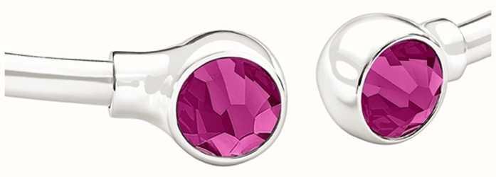 Chamilia Crystal bangle accenten - fuchsia swarovski 1025-0003