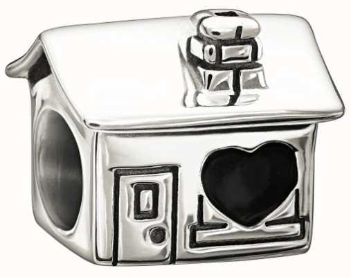 Chamilia Sterling zilver - thuis is waar het hart is 2010-3106