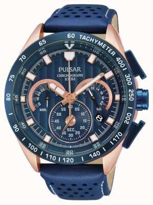 Pulsar Mens trendy sport chronograaf PU2082X1