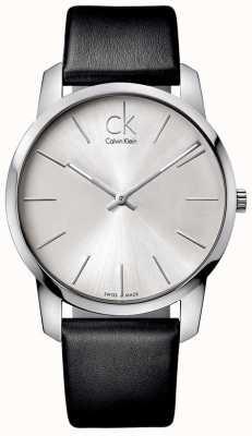 Calvin Klein Mens stad horloge K2G211C6