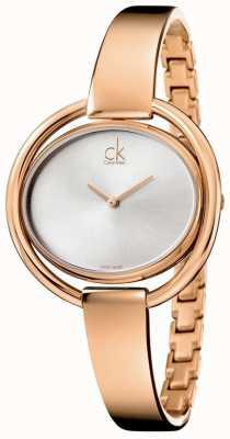 Calvin Klein Onstuimige dameshorloge K4F2N616