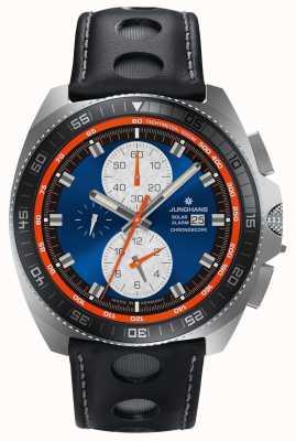 Junghans 1972 chronoscoop solar 014/4201.00
