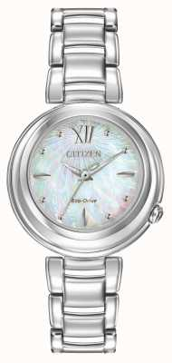 Citizen Eco-Drive dames l zonsopgang horloge EM0330-55D