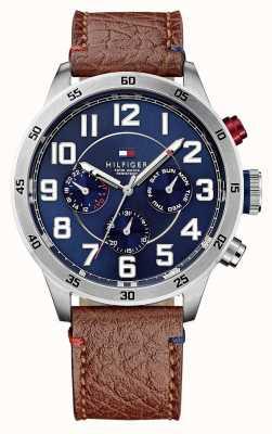 Tommy Hilfiger Mens trent multifunctionele horloge 1791066