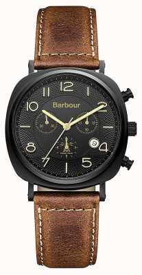 Barbour Mens barbour horloge BB019BKTN
