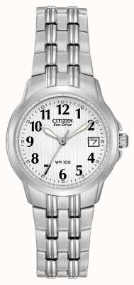 Citizen Dames silhouet sport Eco-Drive horloge EW1540-54A