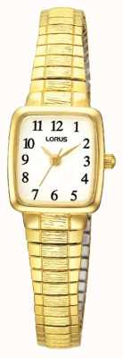 Lorus Ladies 'klassieke vergulde kijken RPH56AX9