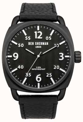 Ben Sherman Mens covent visgraat horloge WB008B
