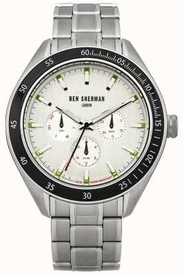 Ben Sherman London herenhorloge WB011SM