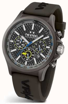 TW Steel Mens piloot 45mm VR46 chronograaf TW936