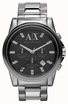 Armani Exchange Outerbanks heren chronograaf horloge ex-display AX2092EX-DISPLAY