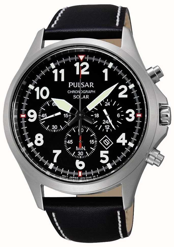 a56a5c67ab7 Pulsar Mens Zonne-sport Chronograaf PX5007X1 - First Class Watches™ NLD