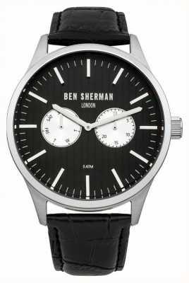 Ben Sherman Mens Spitalfields sociale horloge WB024BA