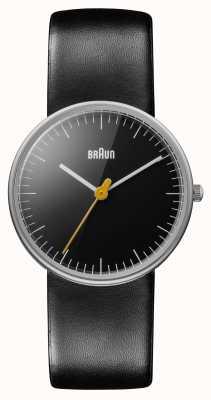 Braun Dames zwarte horloge BN0021BKBKL