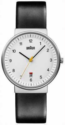 Braun Heren alle wit zwart horloge BN0032WHBKG