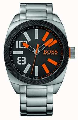 Hugo Boss Orange Gent londen xxl klassiek horloge 1513114