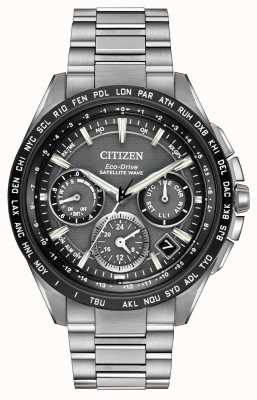 Citizen Mens F900 gps satelliet golf chrono CC9015-71E