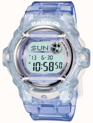 Casio Baby-g lila / blauw digitaal dameshorloge BG-169R-6ER