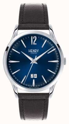 Henry London Knightsbridge horloge HL41-JS-0035
