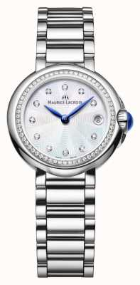 Maurice Lacroix Dames fiaba 28mm diamanten set parelmoer FA1003-SD502-170-1