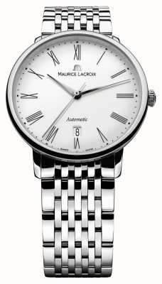 Maurice Lacroix Les classiques traditie heren staal LC6067-SS002-110-1