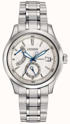 Citizen Automatisch grand classic heren roestvrij staal NB3010-52A