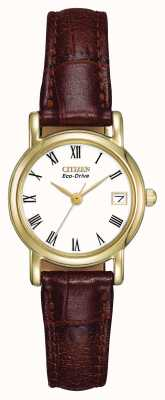 Citizen Dames riem EW1272-01B