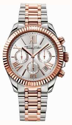 Thomas Sabo Horloge goddelijke chrono WA0221-272-201-38