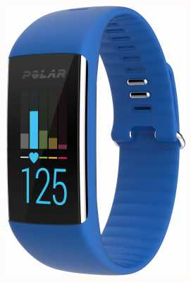 Polar Unisex a360 blauwe (medium) activiteitsvolger 90057447