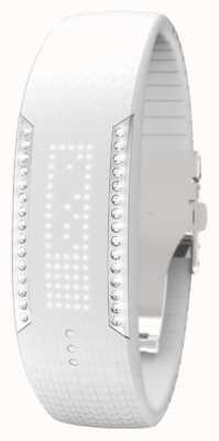 Polar Unisex lus 2 swarovski kristal witte activiteit tracker 90057756
