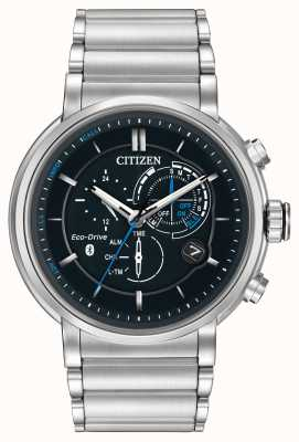 Citizen Mens nabijheid bluetooth SmartWatch eco-rijden BZ1000-54E