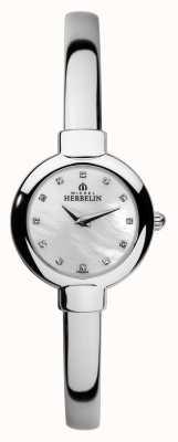 Michel Herbelin Womens Salambo roestvrij stalen armband 17410/B59