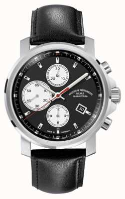 Muhle Glashutte 29er automatische chronograaf horloge M1-25-43-LB