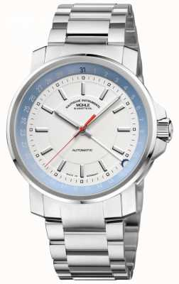 Muhle Glashutte 29er grote zeigerdatum automatisch horloge M1-25-32-MB