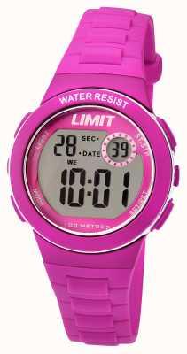 Limit Kinderen digitale roze harsband 5584.24