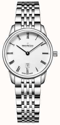 Dreyfuss Dames zilveren armband DLB00146/01