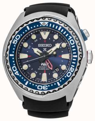 Seiko Prospex padi special edition gecertificeerd kinetische GMT SUN065P1